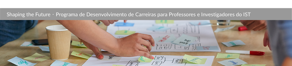 Programa de Desenvolvimento de Carreiras para Professores e Investigadores do IST